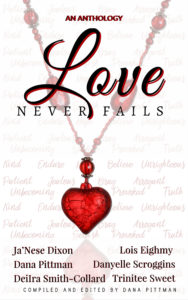 Love Never Fails - Book Cover